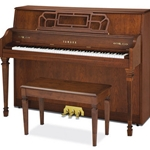"Yamaha M560 44"" Upright Piano"