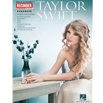 Taylor Swift  Recorder Songbook