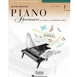 Piano Adven Acc Sightreading Book 1