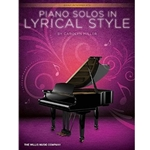 Piano Solos in Lyrical Style [NFMC]