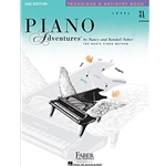 Piano Adven Technique & Artistry Book 3A