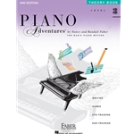 Piano Adven. Theory Book 3B