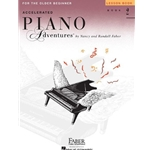 Piano Adventures Accelerated Lesson Book 2