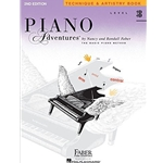 Piano Adven Technique & Artistry Book 3B