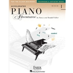 Piano Adven Accelerated Technique & Artistry Book 1