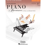 Piano Adven. Accelerated Theory Book 2