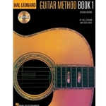 Hal Leonard Guitar Method Book 1 with CD & Online Audio