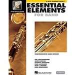 Essential Elements 2000 Alto Clarinet Book 1 w/CD-ROM