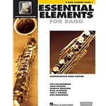 Essential Elements 2000 Bass Clarinet Book 1 w/CD-ROM