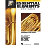 Essential Elements 2000 Tuba Book 1 w/CD-ROM