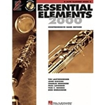 Essential Elements 2000 Alto Clarinet Book 2 w/CD