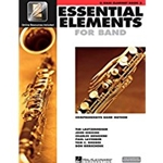 Essential Elements 2000 Bass Clarinet Book 2 w/CD