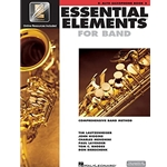 Essential Elements 2000 Alto Sax Book 2 w/CD