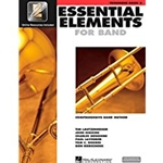 Essential Elements 2000 Trombone Book 2 w/CD-ROM