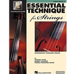 Essential Technique 2000 for Strings Violin