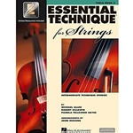 Essential Technique 2000 for Strings Viola