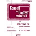 Concert and Contest Collection for Baritone