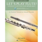 Let's Play Flute! - Repertoire Book 1