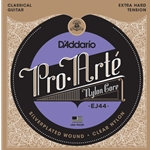 D'Addario Pro-Arté Nylon Classical Guitar Strings Extra Hard Tension