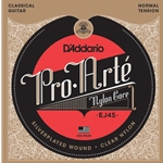 D'Addario Pro-Arté Nylon Classical Guitar Strings Normal Tension
