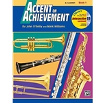 Accent on Achievement Book 1 B-flat Clarinet