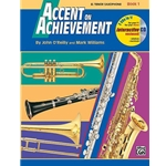 Accent on Achievement Book 1 B-flat Tenor Saxophone