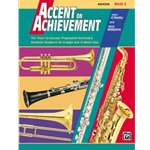 Accent on Achievement Book 3 Bassoon