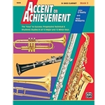 Accent on Achievement Book 3 B-flat Bass Clarinet