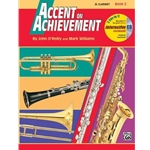 Accent on Achievement Book 2 B-flat Clarinet