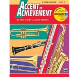 Accent on Achievement Book 2 B-flat Tenor Saxophone