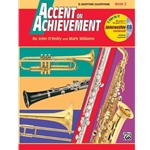 Accent on Achievement Book 2 E-flat Baritone Saxophone