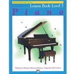 Lesson Book Level 5