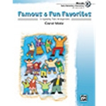 Famous & Fun Favorites, Book 2 [Piano]