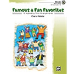 Famous & Fun Favorites, Book 5 [Piano]