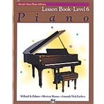 Lesson Book Level 6