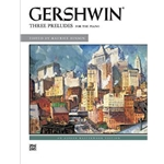 George Gershwin: Three Preludes [Piano] [NFMC]