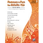 Famous & Fun for Adults: Pop, Book 3 [Piano]