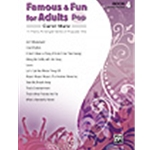 Famous & Fun for Adults: Pop, Book 4 [Piano]