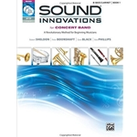 Sound Innovations for Concert Band, Book 1 [B-flat Bass Clarinet]