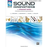 Sound Innovations for Concert Band Book 1 Baritone T.C.