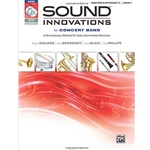 Sound Innovations for Concert Band Book 2 Baritone T.C.