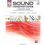 Sound Innovations for Concert Band Book 2 Combined Percussion