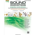 Sound Innovations for Concert Band: Ensemble Development E-flat Baritone Saxophone
