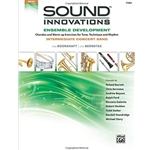 Sound Innovations for Concert Band Ensemble Development Tuba