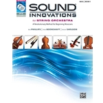 Sound Innovations for String Orchestra Book 1 Bass
