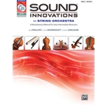 Sound Innovations for String Orchestra Book 2 Bass