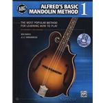 Alfred's Basic Mandolin Method 1 [Mandolin]