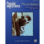 Popular Performer: Movie Ballads