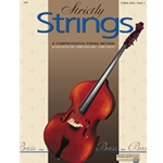 Strictly Strings Book 2 Bass