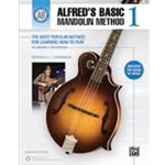Alfred's Basic Mandolin Method 1 (Revised) [Mandolin]